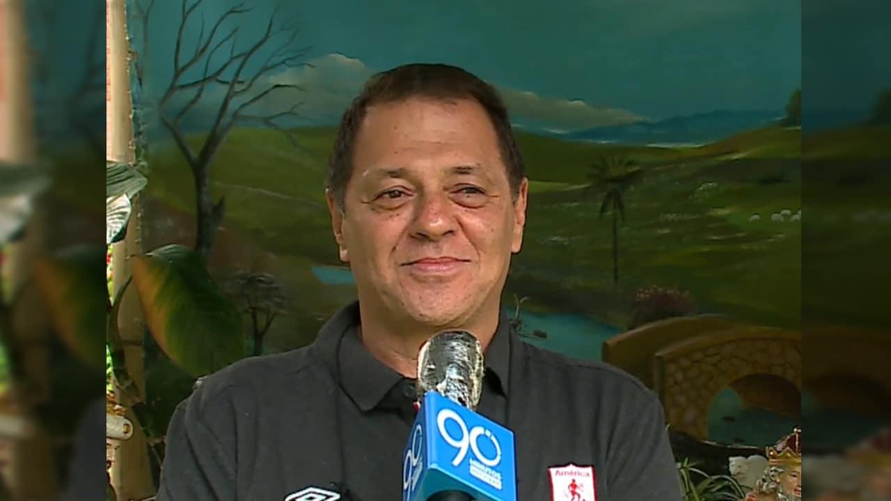 Tulio Gómez espera, para el 2027, que el América sea el equipo que más estrellas tenga