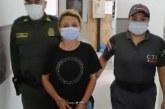 Capturada alias 'La Mona' presunta responsable del homicidio de una mujer en el Mío