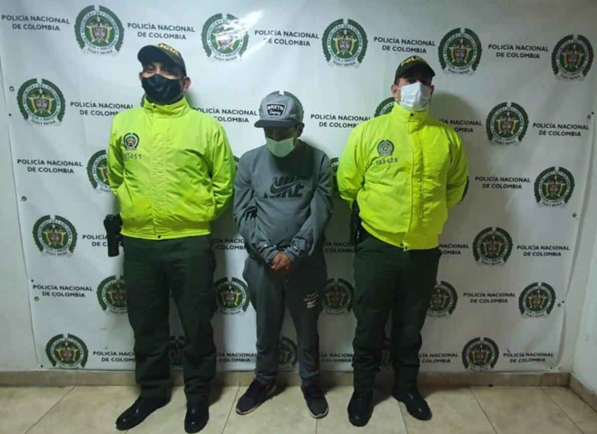 Capturan a hombre que participó en el crimen de tres personas en Ipiales Nariño