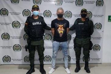 Judicializado presunto responsable de extorsión a un ciudadano en Tuluá, Valle