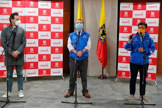 Bogotá se declara en alerta roja por alta ocupación de UCI por covid