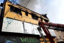Bomberos entregan balance sobre incendio de gran magnitud en el centro de Cali
