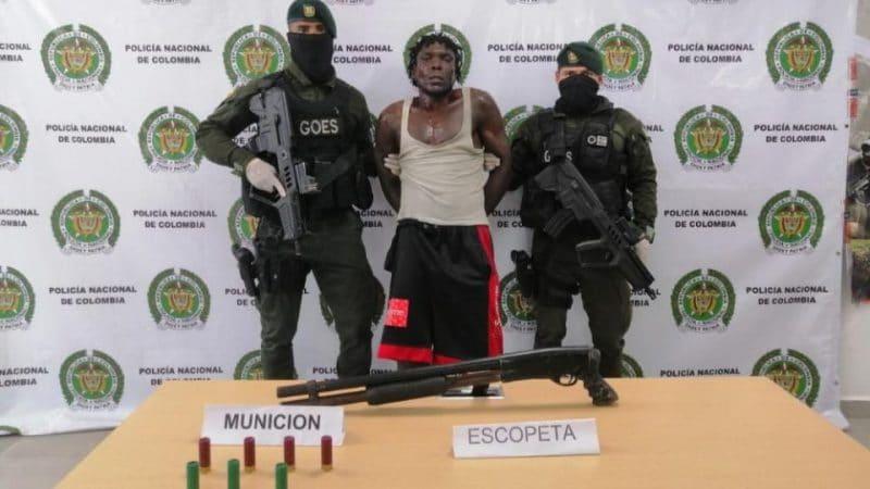 A la cárcel alias Osama, cabecilla de la banda delictiva 'La Local' en Buenaventura
