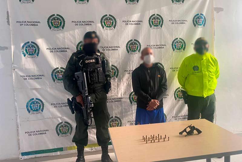 Cayó Alias El Mono, señalado como el autor de masacre de cinco jóvenes en Llano Verde