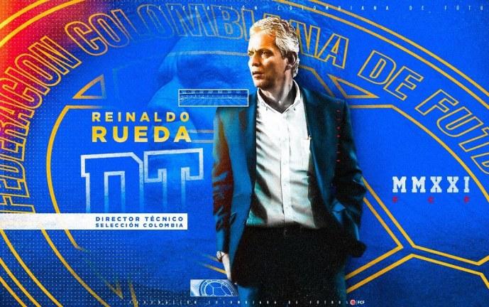 ¡Confirmado!: Reinaldo Rueda es el nuevo Director Técnico de la Selección Colombia