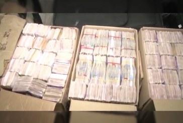 Descubren caleta con 8.700 millones en Cali tras seguimiento a supuestos domiciliarios