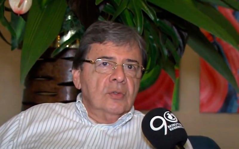 Dolor en Colombia por muerte de Carlos Holmes Trujillo, Ministro de Defensa
