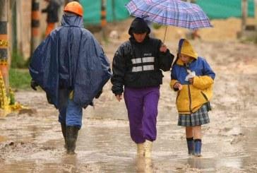 ¡Ojo al fenómeno de La Niña! Este año lloverá más durante el primer trimestre seco