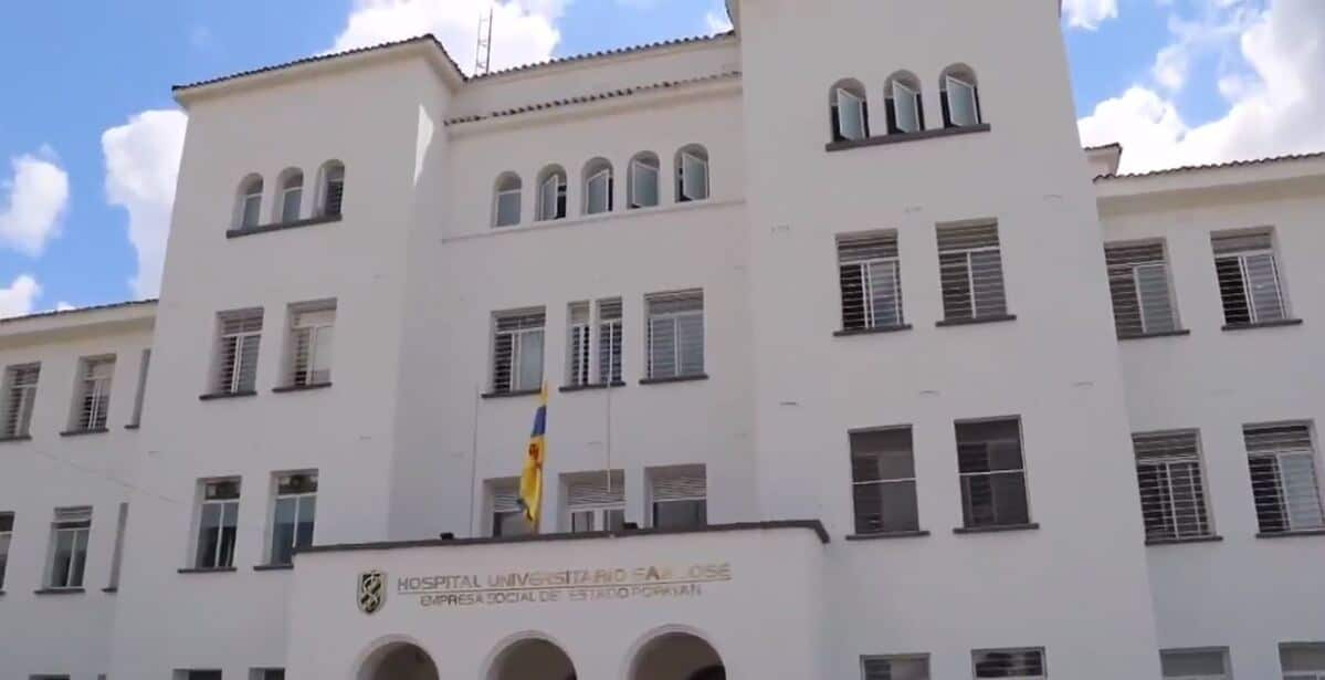 Anuncian alerta roja hospitalaria en el departamento del Cauca