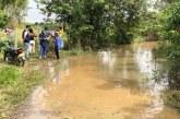 Emergencia por desbordamiento del río Cauca en zona rural de Jamundí