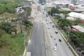 Reportan avance del 85% de doble calzada en la antigua vía Cali-Yumbo