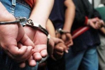 Capturan presuntos integrantes de grupo criminal en zona rural de Tumaco