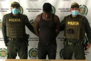 Capturan a hombre por porte ilegal de armas en Buenaventura