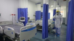 Además de la ocupación de camas en UCI, la secretaria de Salud de Cali, en los últimos días; se han reportado entre 700 y más de 820 casos de covid-19.