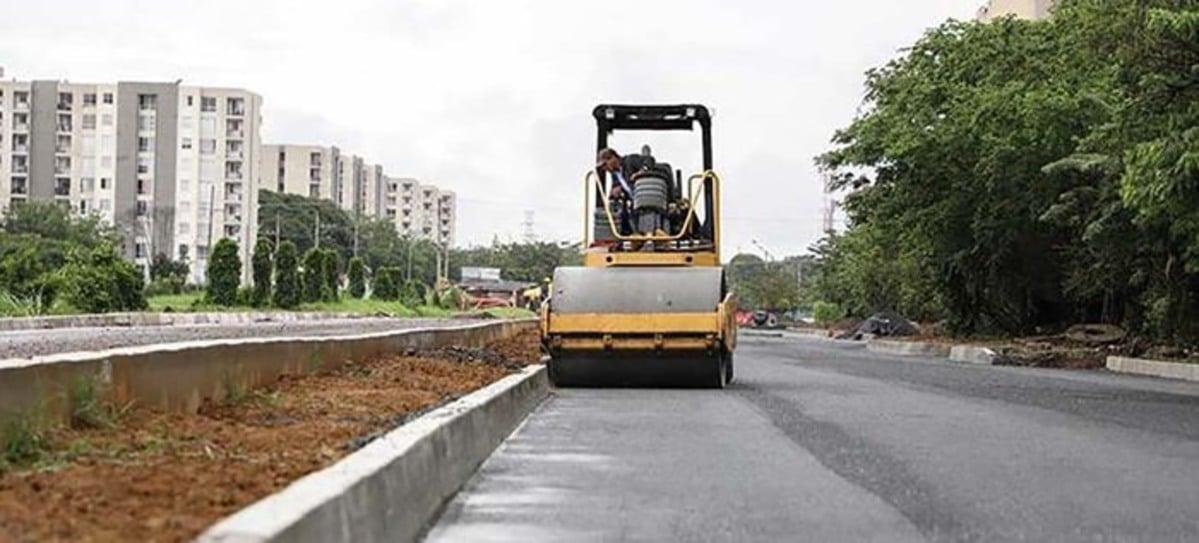 El 15 de febrero se entregarían las obras de la avenida Ciudad de Cali