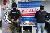 Fiscalía incautó 4 kilos de cocaína en la habitación de un hotel en Cali