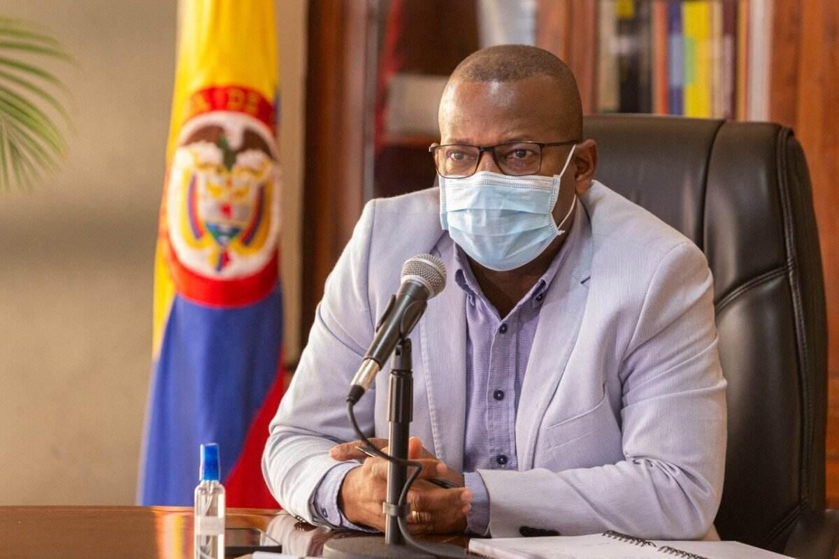 Gobernador del Cauca anunció que tiene Covid-19
