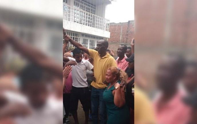 Liberan a docente que había sido secuestrado en Guachené Cauca