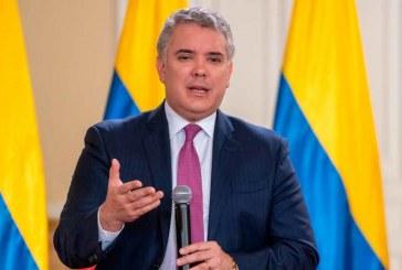 """""""Sanciones por graves delitos deberán ser proporcionales"""": Iván Duque"""