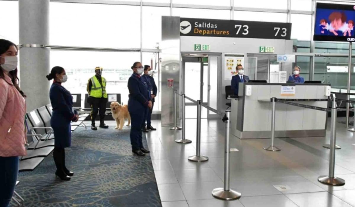 Se suspenden vuelos entre Colombia y Brasil durante 30 días