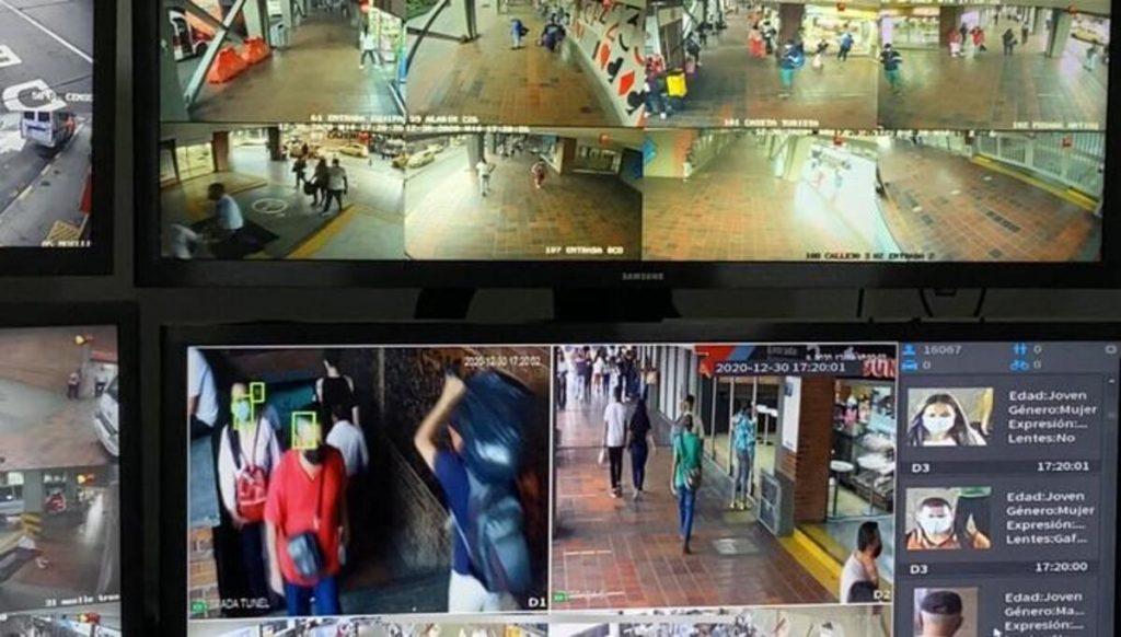 Terminal de Cali dispuso cámaras de reconocimiento facial para identificación de desaparecidos