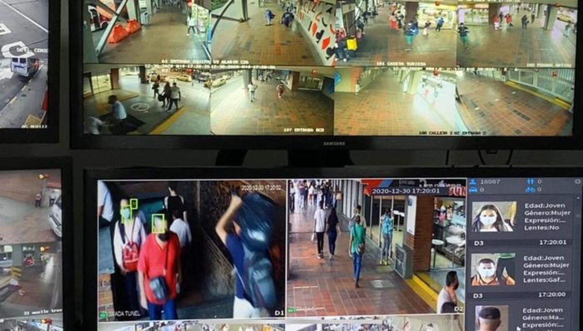 Terminal de Cali dispuso cámaras para identificación de desaparecidos