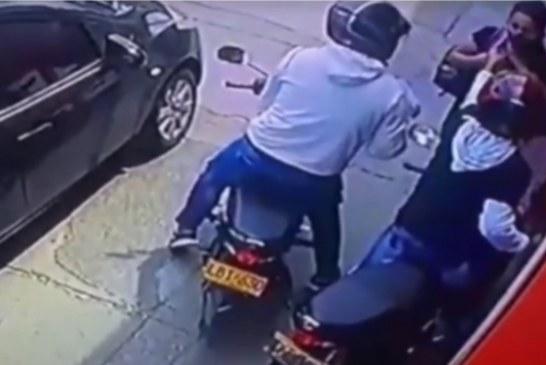 Inseguridad en Cali: no paran los hurtos en moto en sectores de la ciudad