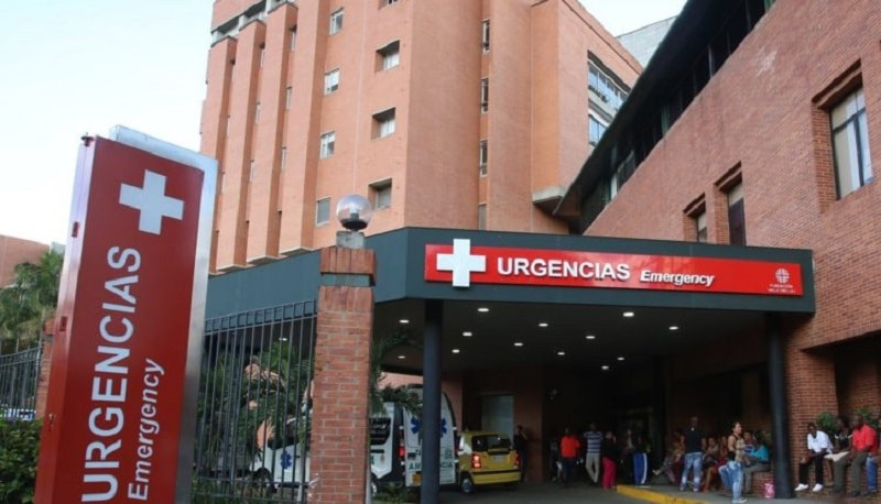 Área de urgencias respiratorias de la clínica Valle del Lili está al 100% de ocupación