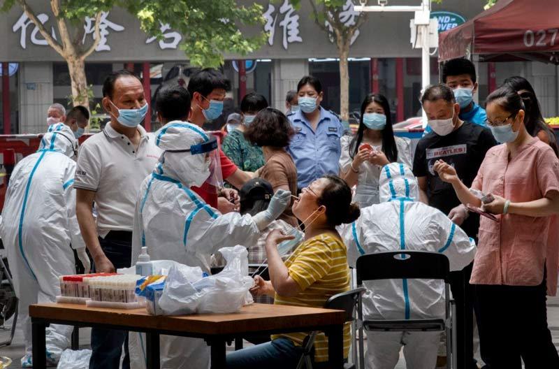 En busca del origen del coronavirus: la OMS inicia su misión sobre el terreno