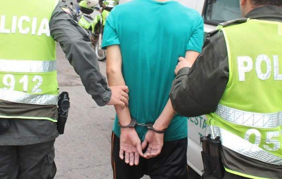 Policía frusta un robo tras una persecución al oriente de Cali