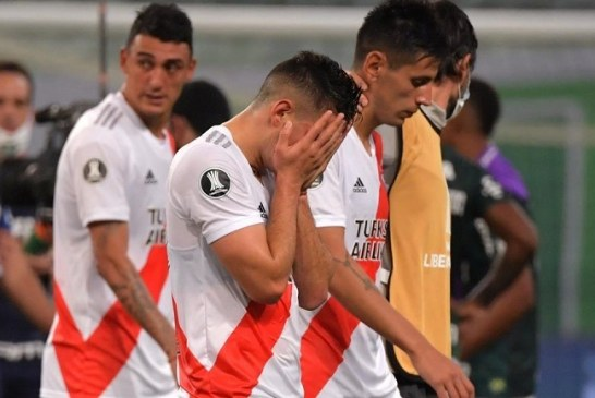 River Plate no concretó la hazaña por la intervención del VAR