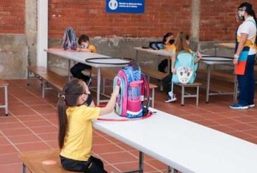 Secretaría de Salud del Valle aseguró que es seguro que los niños regresen a clase