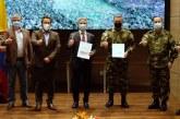 Se firma convenio para restaurar ecosistemas estratégicos en 4 departamentos