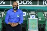 """""""Fue un mal partido del Deportivo Cali"""": DT Alfredo Arias"""