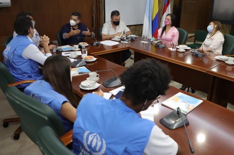 Alcaldía prepara estatuto para regularizar migrantes venezolanos en Cali