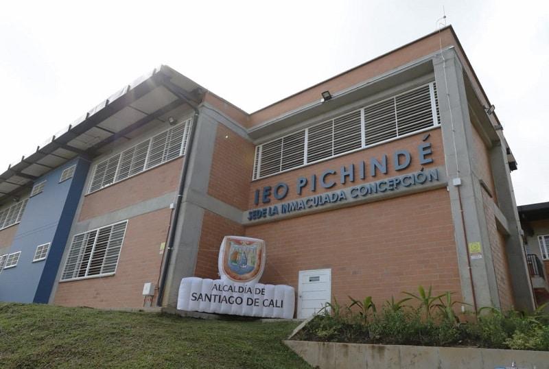 Alcaldía de Cali inauguró sede educativa en el corregimiento de Pichindé