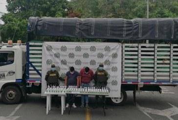 Capturados cuando transportaban a Bogotá estupefaciente que produce alucinaciones