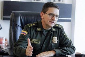 Excomandante de la Policía de Cali fue víctima de hurto en un parqueadero de Villavicencio