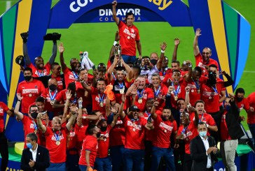 Independiente Medellín definió en penales y es bicampeón de la Copa BetPlay