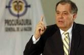 Embajador de Colombia, Alejandro Ordóñez, dio positivo para Covid-19