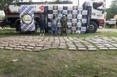 Cárcel a hombre que transportaba más de 300 kg de cocaína en un camión