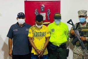 Cárcel a sicario del Clan del Golfo acusado del asesinato de Juana Perea