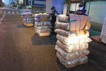 Autoridades descubren bodega de contrabando en el centro de Cali