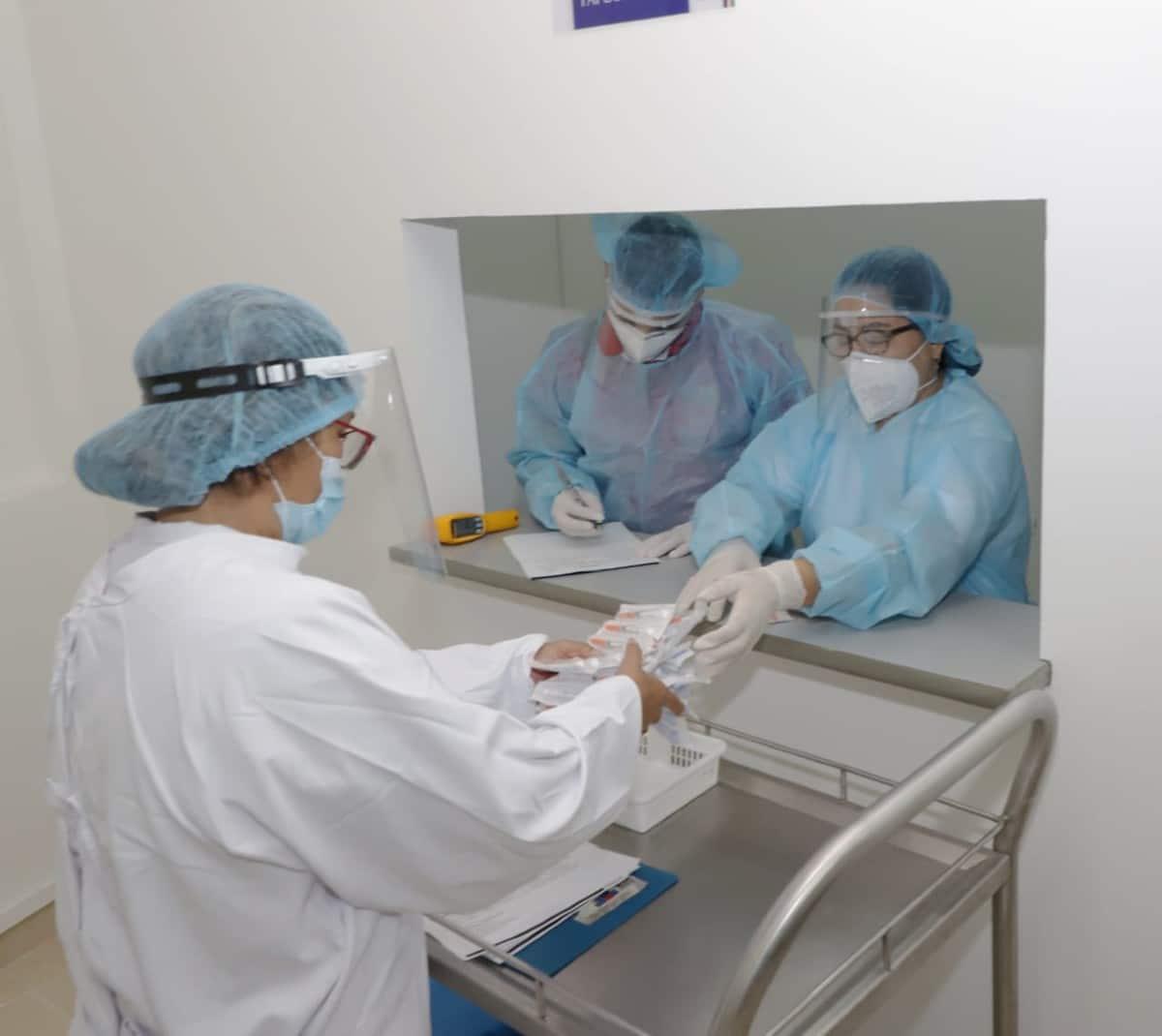 Cali está lista para el proceso de vacunación contra el covid-19