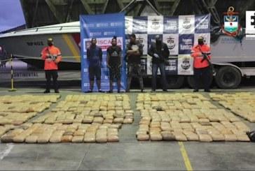 Capturados llevando una tonelada de droga por el puerto de Buenaventura