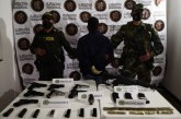 Cayó presunto integrante del ELN tras muerte de policías en Nariño