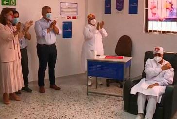 """Duque: """"hoy empieza un nuevo capítulo en lo que es la derrota de la pandemia"""""""
