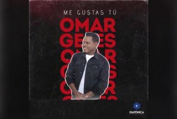 El artista Omar Geles presenta su sencillo 'Me gustas tú'