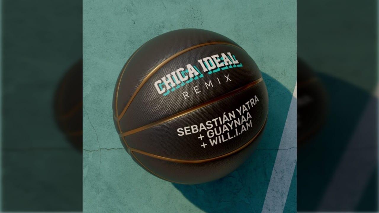 El remix del sencillo 'Chica Ideal' contó con la colaboración del rapero Will.i.am