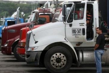 Hoy comienza el paro de camionero y transportadores en Colombia